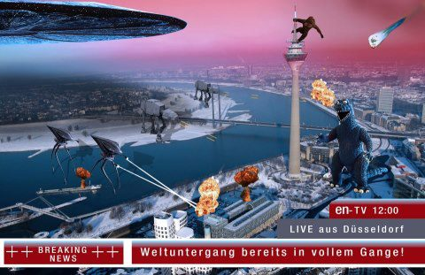 Doomsday in Düsseldorf